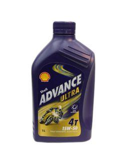 Shell Advance 4T Ultra SAE 15W-50 1lit.