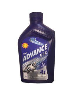 Shell Advance VSX 4 SAE 15W-50 1lit.