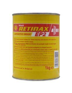 Shell Retinax EP2 1kg.