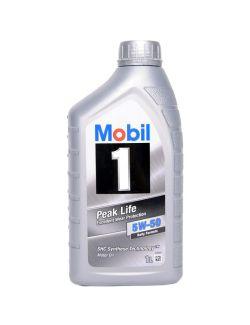 Mobil 1 Peak Life SAE 5W-50 1lit.