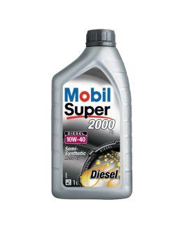 Mobil Super 2000 X1 Diesel SAE 10W-40 1lit.