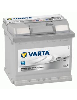 Varta Silver Dynamic C30 Μπαταρία Αυτοκινήτου