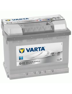 Varta Silver Dynamic D15 Μπαταρία Αυτοκινήτου