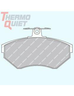 Ferodo ThermoQuiet FQT1312 Τακάκια Δισκόφρενων