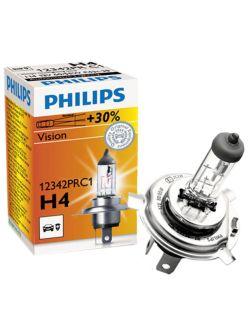 Philips Premium H4 12V 60/55W C1 Λαμπτήρας