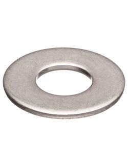 Ροδέλα Πλακέ 2xd Γαλβανιζέ DIN 125 - 5mm