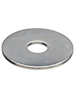 Ροδέλα Πλακέ Φαρδιά 3xd Γαλβανιζέ DIN 9021 - 14mm