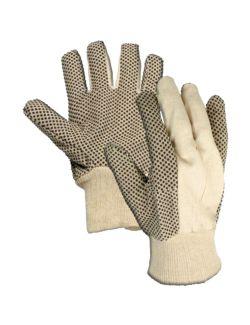 Γάντια Εργασίας Βαμβακερά με Κόκκους