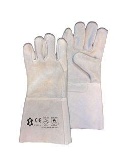 Γάντια Εργασίας Δερμάτινα 35cm