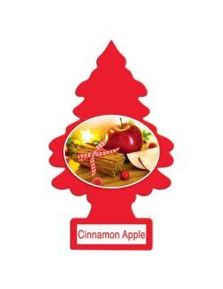 Little Trees Cinnamon Apple Αρωματικό Χώρου