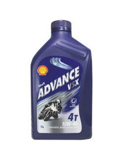 Shell Advance VSX 4 SAE 10W-40 1lit.