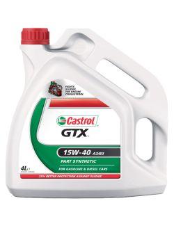 Castrol GTX SAE 15W-40 A3/B3 1lit.