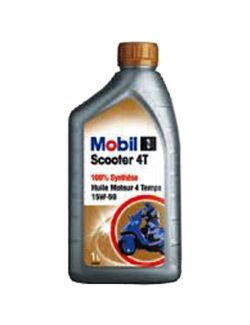 Mobil 1 Scooter 4T SAE 15W-50 1lit.