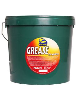 Cyclon Grease Graphite 15kg.