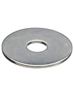 Ροδέλα Πλακέ Φαρδιά 3xd Γαλβανιζέ DIN 9021 - 6mm