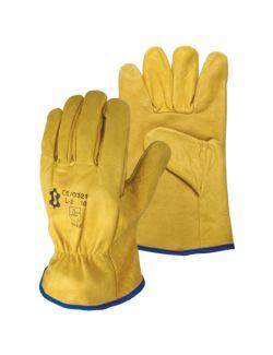 Γάντια Εργασίας Δερμάτινα Driver