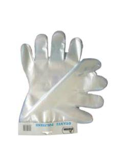 Γάντια μίας Χρήσης - Διαφανή