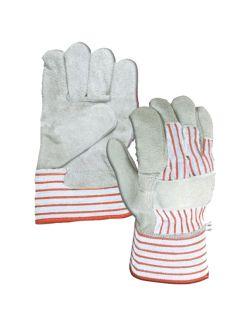 Γάντια Εργασίας Δερματοπάνινα Jean