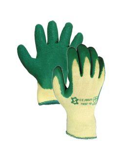 Γάντια Latex Πράσινα
